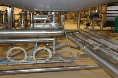 Ин-Фуд-Трубопровод-донный-клапан